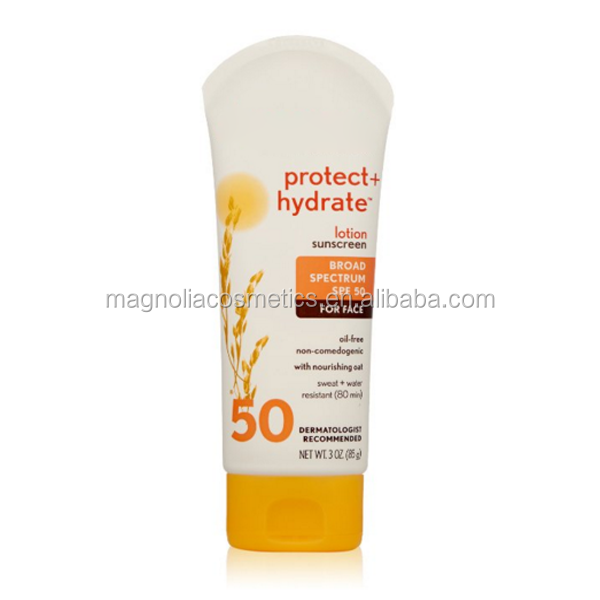Daily hydrating Protect Sunscreen SPF 50+++