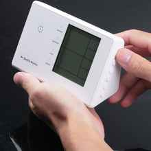 in stock, Indoor air quality formaldehyde monitor with CE certification from Ohmeka,