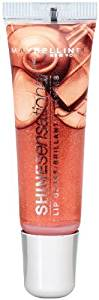 Maybelline New York Shinesensational Lip Gloss, Crazy for Caramel 65, 0.38 Fluid Ounce, 2 Ea by Maybelline