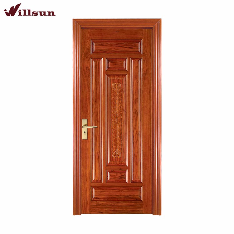 Free Design Wood Interior Doors For Small Spaces Foshan