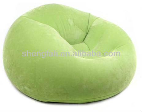 Chinese Style Inflatbale Living Room Furniture Recliner Sofa