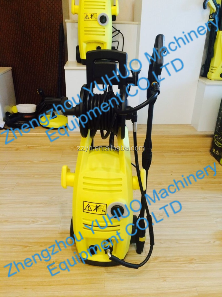 Car Member High Pressure Cleaner Portable High Pressure Car Washer For Washing