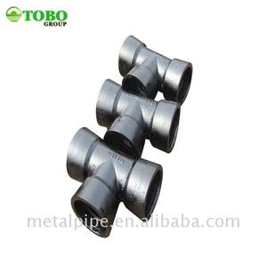 Customized professional cross tee fittings cross tee copper branch pipe fitting wholesale alibaba