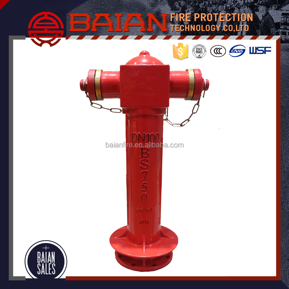 International Standard Ship Type Fire Hydrant
