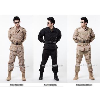 loveslf military uniform for army tactical uniform navy camouflage
