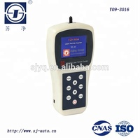 Six-Channel Handheld Particle Counter dust particle counter