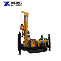 Diamond Bits Portable Water Well Drilling Rig Used Borehole Drilling Machine