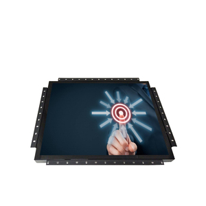 Industrial Grade 17 inch Capacitive Multi-Touch Screen Display Monitor Embedded