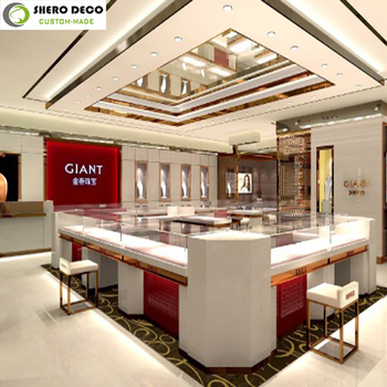 Modern Interior Design Ideas Jewellery Shop Showroom Counter ...