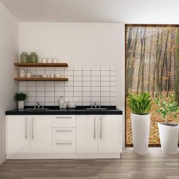 Australia Project Modern Small Kitchen Cabinet Designs For Small
