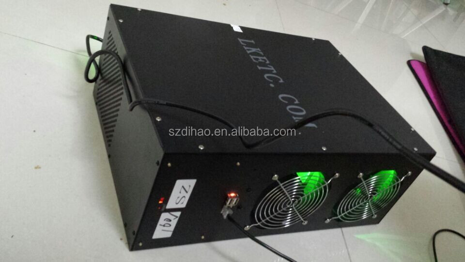 Low Power Consumption 1T Bitcoin Miner BTC Mining Hardware with 32 pcs of each chip 28nm BTC Miner 1TH