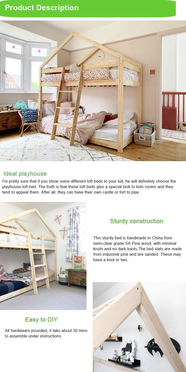 Kids Girls Cheap Price Princess Beautiful Wooden Bedroom Furniture House Bunk Bed Buy Kids Bunk Bed Cheap Bunk Bed House Bunk Bed Product On Alibaba Com