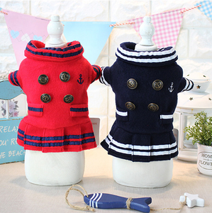Royal Dog Clothes Winter Dog Dress Clothes Wholesale Dog Apparel