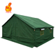 tarpaulin bivvy canvas 20 man military tentent for Disaster Refugee Emergency
