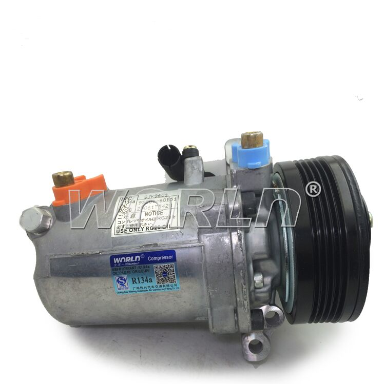 SS120 Car AC Compressor For BMW E39 E36 E46 E46 316I 318I 1995-2006 64526901206 64528375319 64528386650