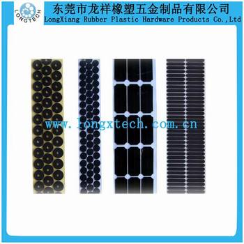 Silicone Round Rubber Washers And Spacers - Buy Rubber Spacer,Rubber ...
