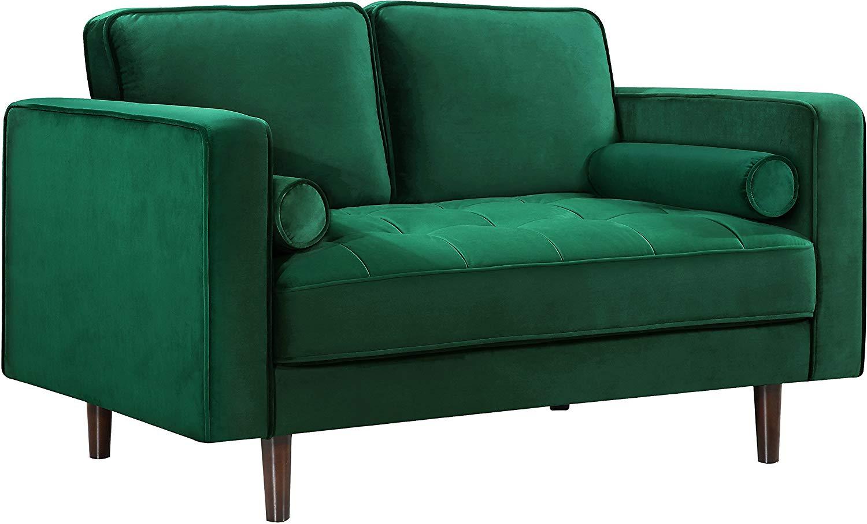 Tremendous Buy Broyhill 6262 1Q2 Emily Loveseat In Green Stripe In Ibusinesslaw Wood Chair Design Ideas Ibusinesslaworg
