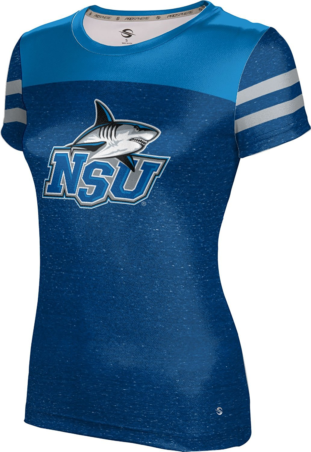 Prime ProSphere Nova Southeastern University Girls Performance T-Shirt