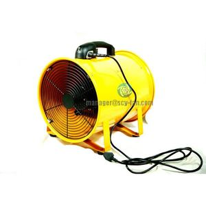 Good performance portable heavy duty high temperature humidity resistance ac axial cooling fans