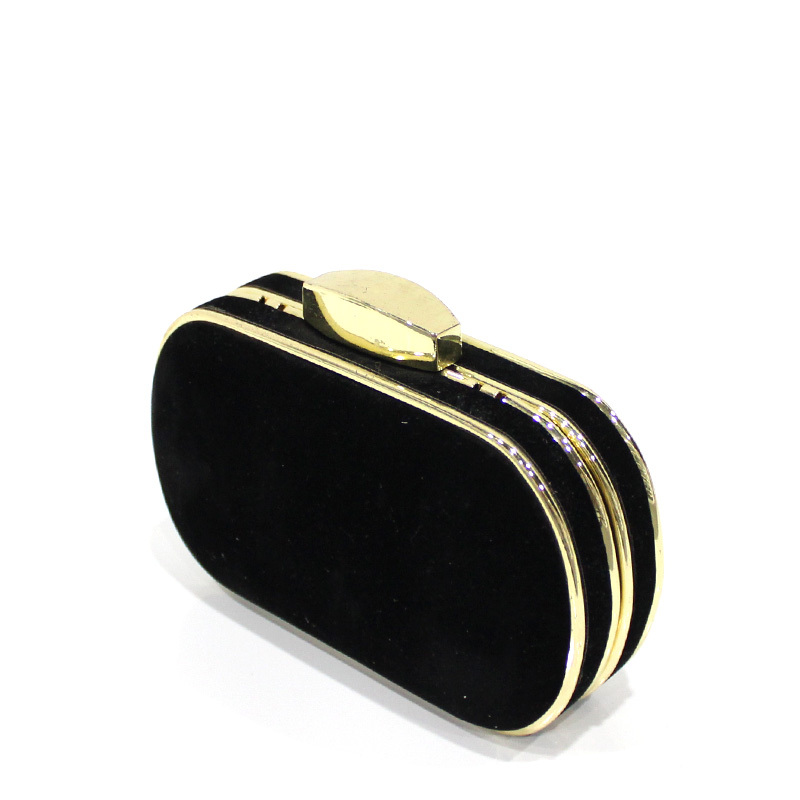 969f8efed2 High end printing Satin black Evening Bags indian clutch purses wholesale