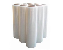 20 mic klar LLDPE strech Paletten shrink wrap stretch film