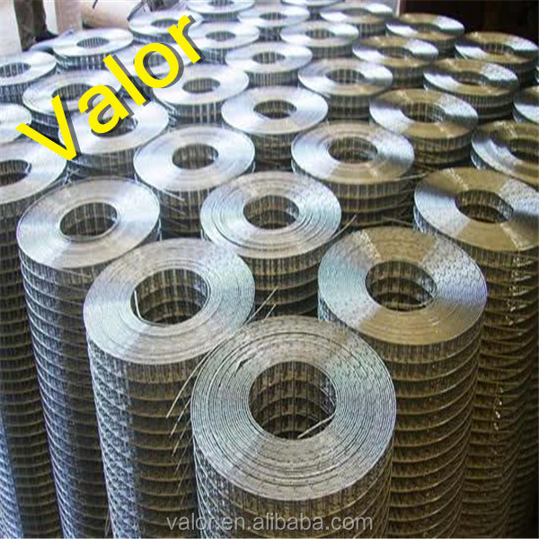 Anping Spot larger treatment galvanized welded wire mesh