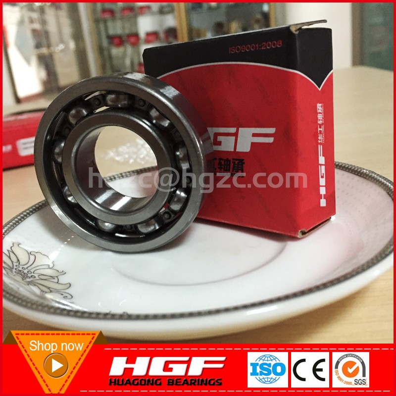 Linqing bearing Deep groove ball bearing 61801 2RS ZZ 12*21*5 mm