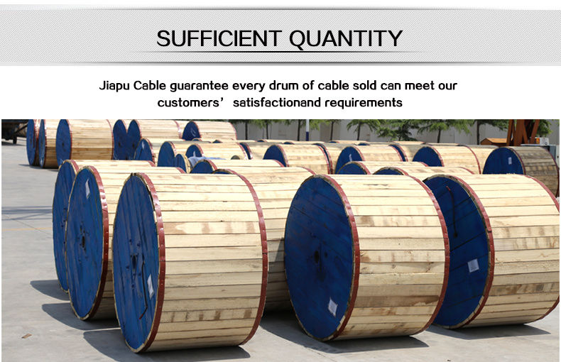 Top Selling High Voltage 33kV ABC Cable For Overhead Application