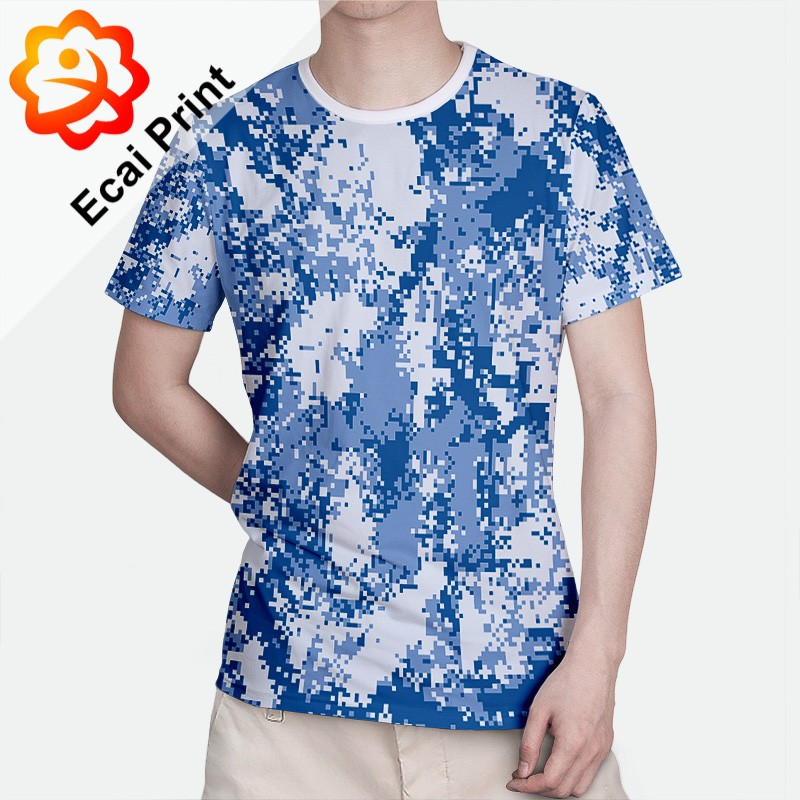 HOT SELL sublimation custom design digital printing t shirt