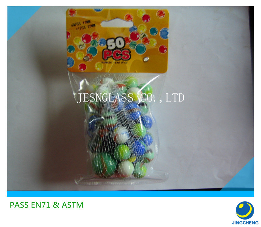 glass marbles pack with pvc bag+mesn bag.toy glass marbles ,glass marbles india