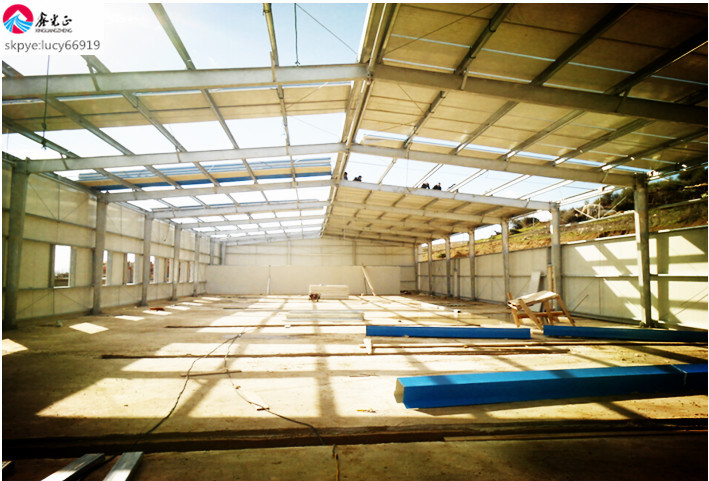 china best price premade steel structure factory