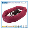 China Manufacturer Wholesale Large Luxury Home Comfort Pet Dog Beds