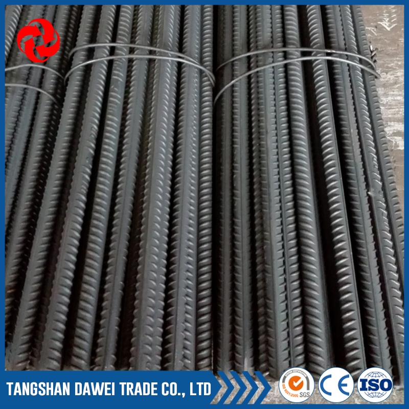 Alibaba cheap high intensity plain concrete reinforcing steel bars