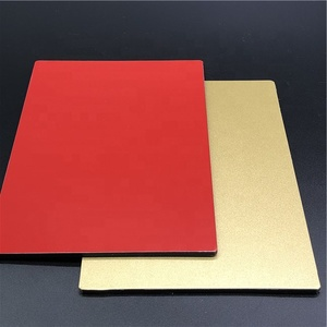 Quality Factory Cheap Alucobond Prices / ACM / ACP / Board Sheet Material / Aluminium Composite Panel