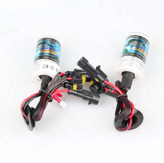 Auto accessaries Good price hid xenon bulb h1 4300k 6000k 8000k auto car hid xenon light
