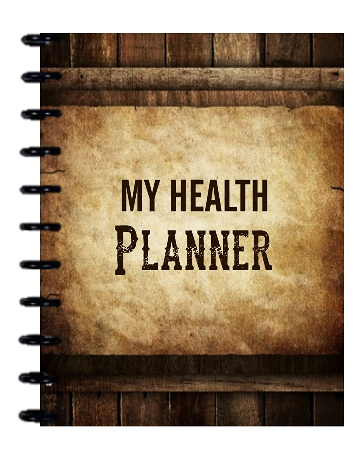 Creative Chef Planners Mens Fitness Tracker, Health Tracker, Fitness Planner, Health Planner, Fitness Tracker, Meal Planner, Health Journal, Fitness Journal