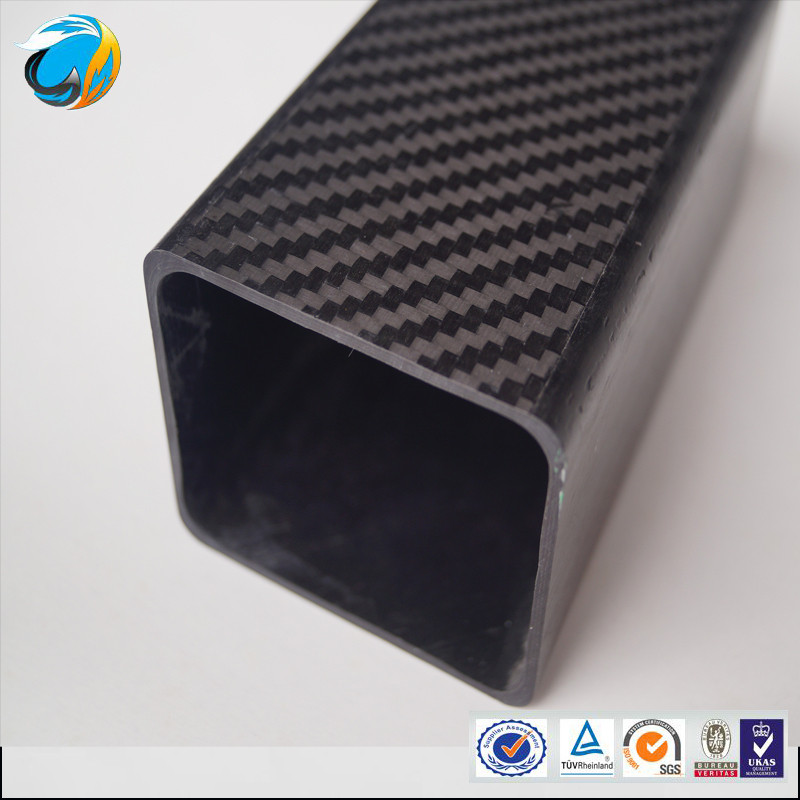 carbon fiber square tube 1