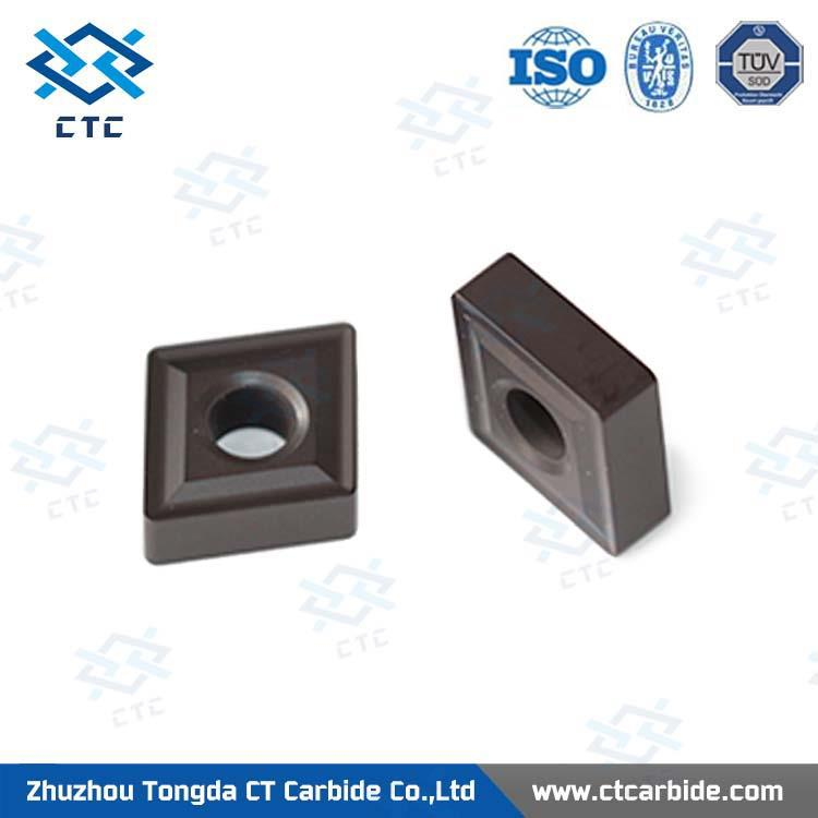 pcd vbgw substrate cutting used tungsten carbide inserts made in China