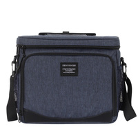 New Style Lunch Bag Thermal Cooler Waterproof Insulated Portable Picnic Cooler Lunch Bag