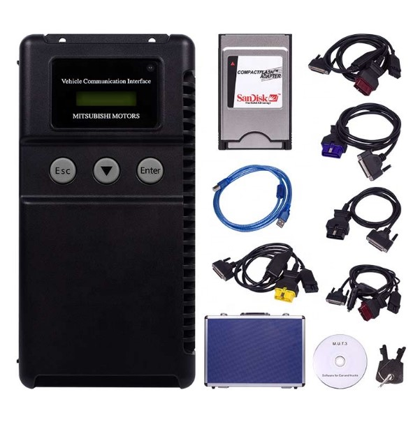 Diagnostic tool MUT 3 For Mitsubishi Truck and Car Professional Mitsubishi MUT-3 Diagnostic Tool high quality
