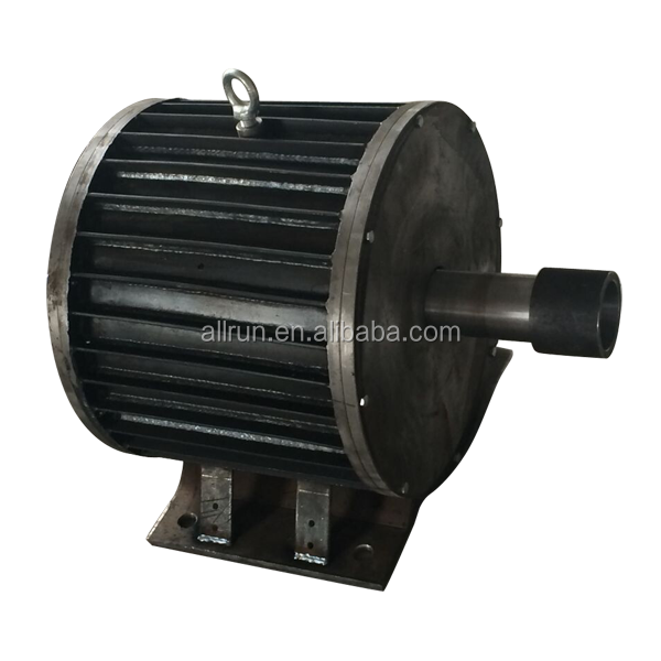 Hot sale !! 100RPM 150RPM 200RPM 10KW permanent magnet generator also called 10kw alternator price cheap