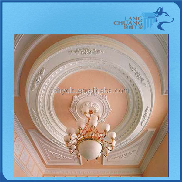 GRC Wonderful Decorative Home Decor on Ceiling Centre Panel
