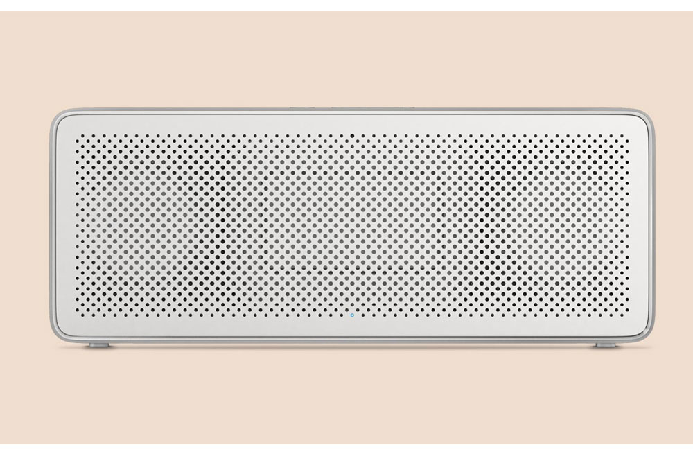 Qualified Original Xiaomi Mi Bluetooth Speaker Basic 2 Square Box 2 Stereo Portable Bluetooth 4.2 Hd High Definition Sound Quality Play Consumer Electronics Portable Speakers
