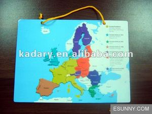 Foam Map Puzzle, Foam Map Puzzle Suppliers and Manufacturers at ...