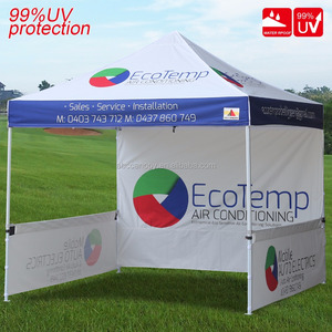 Ezup Canopies 10x10 Pop Up Canopy Portable Folding Pop Up Gazebo Tent 3x3 Instant Pop Up Tent Beach Alumuniom Tube