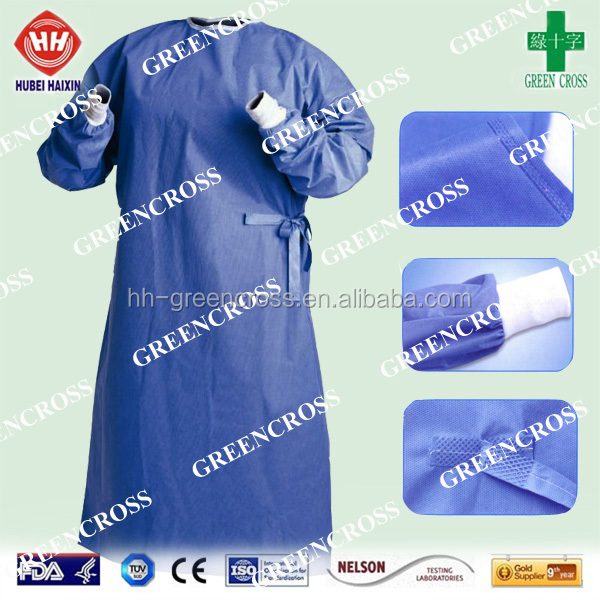 AR & AS Treatment NW Surgical Gown