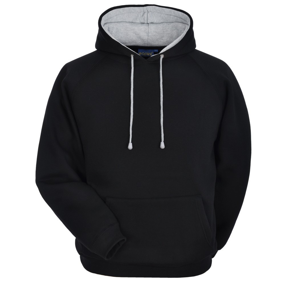 Mens hip hop clothing plain blank black fleece hoodie sportswear bulk  customizing custom made hoodies for hoodies men Hot sale ee8a64e2f0ab