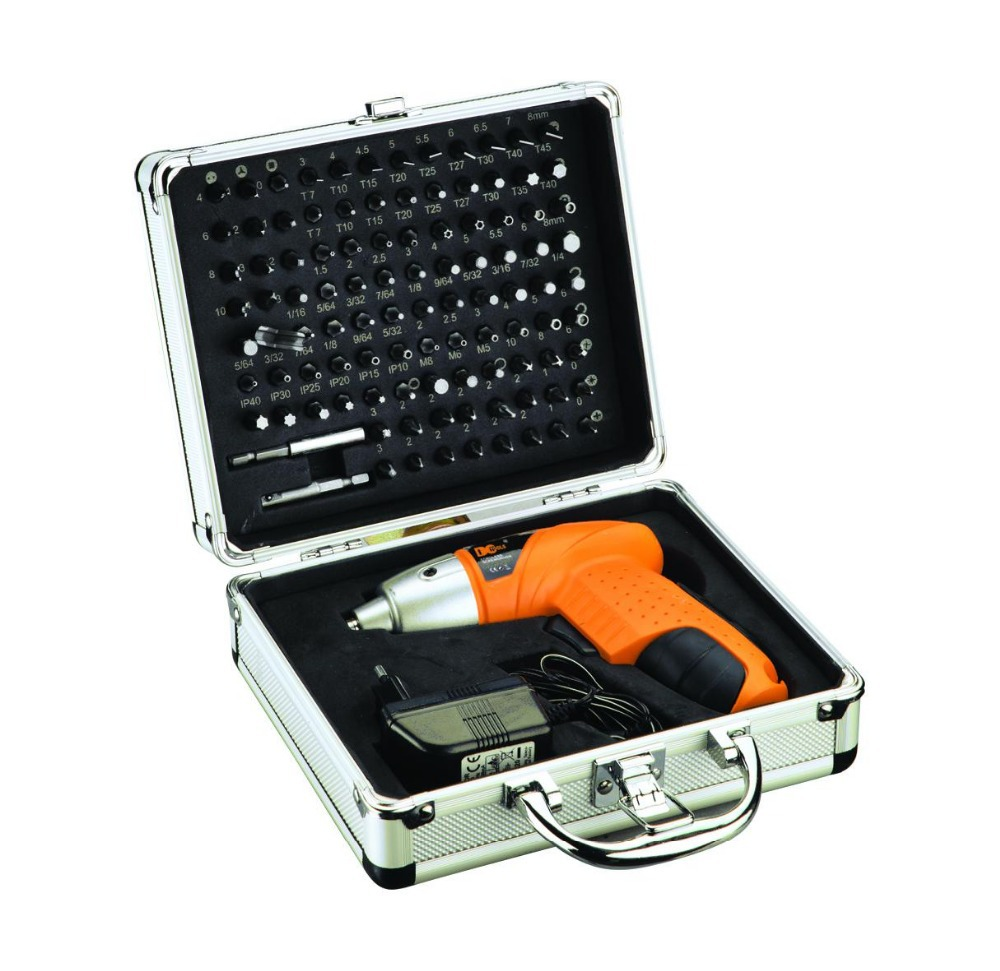 Electric Screwdriver Power Tools Drill Set 6 Option