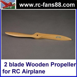 Hawk 2 blade Wooden Propeller C 22 x 10 for RC Airplane