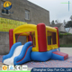 used commercial outdoor giant inflatable bouncers for sale for events / mini kids cartoon trampoline bouncer castles for jumping